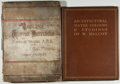 Books:Art & Architecture, Group of Two Art Books, including: Frederick Walker and G. J. Pinwell. English Rustic Pictures. London: Routledg...