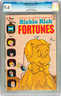 Bronze Age (1970-1979):Humor, Richie Rich Fortunes #2 File Copy (Harvey, 1971) CGC NM+ 9.6Off-white to white pages....