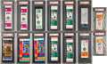 Baseball Collectibles:Tickets, 1980's-2000's World Series Tickets Lot of 26....
