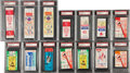 Baseball Collectibles:Tickets, 1970's World Series Tickets Lot of 26....