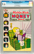 Bronze Age (1970-1979):Cartoon Character, Richie Rich Money World #3 File Copy (Harvey, 1973) CGC NM+ 9.6Off-white to white pages....