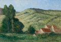Paintings, MAXIMILIEN LUCE (French, 1858-1941). Le Riviere. Oil on canvas. 15 x 21-1/2 inches (38.1 x 54.6 cm). Signed lower right:...