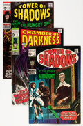 Silver Age (1956-1969):Horror, Tower of Shadows/Chamber of Darkness Group (Marvel, 1969)Condition: Average FN/VF.... (Total: 7 Comic Books)