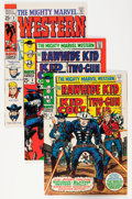 Bronze Age (1970-1979):Western, Mighty Marvel Western #1-4 and 6 Group (Marvel, 1968-69) Condition: Average FN/VF.... (Total: 9 Comic Books)
