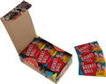 Basketball Cards:Lots, 1970/71 Topps Basketball Counter Display Box With 24 Unopened10-Cent Packs. ...