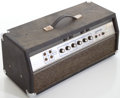 Musical Instruments:Amplifiers, PA, & Effects, Circa Early 1970's Ampeg B-25 Bass Guitar Amplifier Head,#093187....