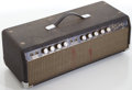Musical Instruments:Amplifiers, PA, & Effects, Circa 1960's Miyuki Japan Twin-Amp 50 Guitar Amplifier....