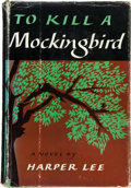 Books:Literature 1900-up, Harper Lee. To Kill a Mockingbird. Philadelphia & NewYork: J. B. Lippincott Company, [1960]. First edition, sec...