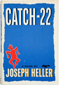Books:Literature 1900-up, Joseph Heller. Catch-22. New York: Simon and Schuster, 1961.First edition, first printing. Signed by Heller on th...