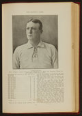"""Baseball Collectibles:Publications, 1910 """"The National Game"""" by A.H. Spink Hardcover Book...."""