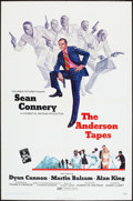 "Movie Posters:Crime, The Anderson Tapes (Columbia, 1971). One Sheet (27"" X 41""). Crime.. ..."