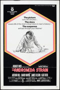 """Movie Posters:Science Fiction, The Andromeda Strain (Universal, 1971). One Sheet (27"""" X 41""""). Science Fiction.. ..."""