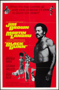 "Movie Posters:Blaxploitation, Black Gunn (Columbia, 1972). One Sheets (2) (27"" X 41"") Styles A & B. Blaxploitation.. ... (Total: 2 Items)"