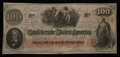 Confederate Notes:1862 Issues, J Whatman T41 $100 1862.. ...