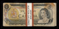 Canadian Currency: , An Assortment of Fifty 1973 $1 Notes.. ... (Total: 50 notes)