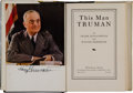 Books:Signed Editions, Harry S. Truman Signed First Printing of This Man Truman....