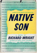 Books:Literature 1900-up, Richard Wright. Native Son. New York and London: Harper& Brothers Publishers, 1940. First edition, first printi...