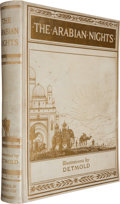 Books:Children's Books, E. J. Detmold, illustrator. The Arabian Nights: TalesFrom the Thousand and One Nights. London: Hodder and S...