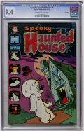 Bronze Age (1970-1979):Humor, Spooky Haunted House #4 File Copy (Harvey, 1973) CGC NM 9.4Off-white to white pages....