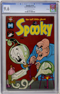 Bronze Age (1970-1979):Humor, Spooky #112 File Copy (Harvey, 1969) CGC NM+ 9.6 Off-white to whitepages....