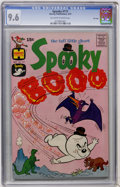 Bronze Age (1970-1979):Humor, Spooky #117 File Copy (Harvey, 1970) CGC NM+ 9.6 Off-white to whitepages....