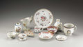 Asian, An Assorted Group of Chinese Export Porcelain. . Porcelain. ...
