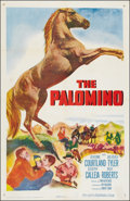 "Movie Posters:Western, The Palomino & Others Lot (Columbia, R-1956). One Sheets (2) (27"" X 41""), Insert (14"" X 36""), & Mini Lobby Cards (4) (8"" X 1... (Total: 7 Items)"