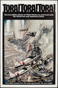 "Movie Posters:War, Tora! Tora! Tora! (20th Century Fox, 1970). One Sheet (27"" X 41"").Style B. War.. ..."