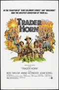 """Movie Posters:Adventure, Trader Horn and Others Lot (MGM, 1973). One Sheets (2) (27"""" X 41"""")and Insert (14"""" X 36""""). Adventure.. ... (Total: 3 Items)"""