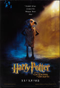 """Movie Posters:Fantasy, Harry Potter and the Chamber of Secrets (Warner Brothers, 2002).One Sheet (27"""" X 40"""") DS Advance. Dobby Style. Fantasy.. ..."""