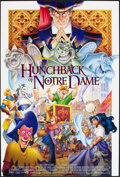 "Movie Posters:Animated, The Hunchback of Notre Dame (Buena Vista, 1996). One Sheet (27"" X 40"") DS. Animated.. ..."