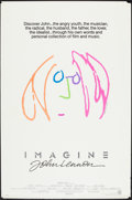 """Movie Posters:Rock and Roll, Imagine: John Lennon (Warner Brothers, 1988). One Sheet (27"""" X 41"""") Pink Hair Style. Rock and Roll.. ..."""