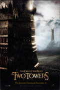"""Movie Posters:Fantasy, The Lord of the Rings: The Two Towers (New Line, 2002). One Sheet (27"""" X 40"""") DS Advance, Style D. Fantasy.. ..."""