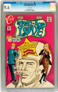 Bronze Age (1970-1979):Romance, Teen-Age Love #82 (Charlton Publications, 1972) CGC NM+ 9.6 Whitepages....