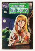 Bronze Age (1970-1979):Horror, House of Secrets #92 (DC, 1971) Condition: GD/VG....