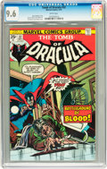 Bronze Age (1970-1979):Horror, Tomb of Dracula #32 (Marvel, 1975) CGC NM+ 9.6 White pages....