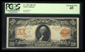 Large Size:Gold Certificates, Fr. 1185 $20 1906 Gold Certificate PCGS Extremely Fine 45.. ...