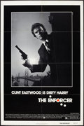 "Movie Posters:Crime, The Enforcer (Warner Brothers, 1977). One Sheet (27"" X 41"").Crime.. ..."