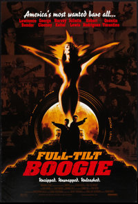 "Full Tilt Boogie (Miramax, 1997). One Sheet (27"" X 40"") DS. Documentary"