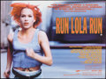"Movie Posters:Action, Run, Lola, Run (Sony Pictures Classics, 1999). British Quad (30"" X 40""). Action.. ..."