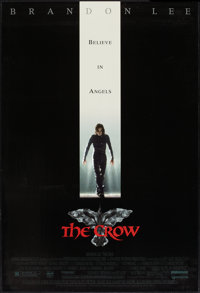 "The Crow (Miramax, 1994). One Sheet (27"" X 40""). Action"
