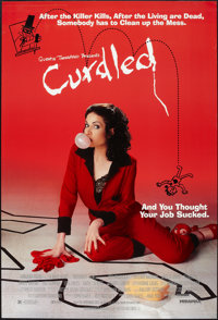 """Curdled (Miramax, 1996). One Sheet (27"""" X 40""""). Comedy"""