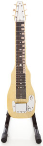 Musical Instruments:Lap Steel Guitars, Circa 1953 Fender Champion MOTS Lap Steel Guitar, #7350....