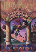 Books:Children's Books, J. K. Rowling. The Harry Potter Books, Years One Through Seven,including: Harry Potter and the Sorcerer's Stone; Harry ...(Total: 8 Items)