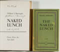 Books:Literature 1900-up, William S. Burroughs. Naked Lunch. Two First Editions, OneInscribed and Signed.... (Total: 2 Items)