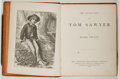 Books:Literature Pre-1900, Mark Twain [Samuel L. Clemens]. The Adventures of TomSawyer. Hartford: The American Publishing Company, 1876.First...