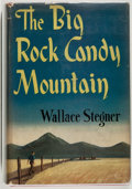 Books:Literature 1900-up, Wallace Stegner. The Big Rock Candy Mountain. New York:Duell, Sloan and Pearce, [1943]. First edition....