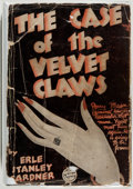 Books:Mystery & Detective Fiction, Erle Stanley Gardner. The Case of the Velvet Claws. NewYork: William Morrow, 1933. First edition, first printing....