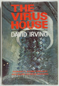Books:Americana & American History, David Irving. The Virus House. London: William Kimber, [1967]. First edition. From the James and Deborah Boyd ...