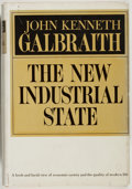 Books:Business & Economics, John Kenneth Galbraith. The New Industrial State. Boston:Houghton Mifflin, 1967. First printing. From the James a...